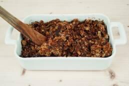 Casser le granola maison