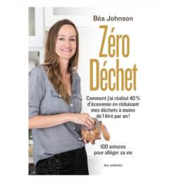 Idée cadeau livre zero dechet Bea Johnson